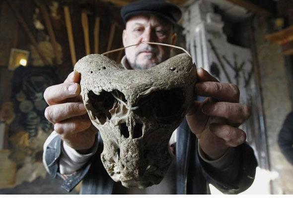 alieen-demon-skull